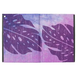 """Maikai hawaiansk Monstera lövTie-Färg blandning iPad Pro 12.9"""" Skal"""
