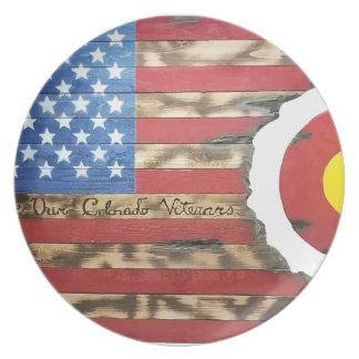 Main_Colorado_Veterans Tallrik