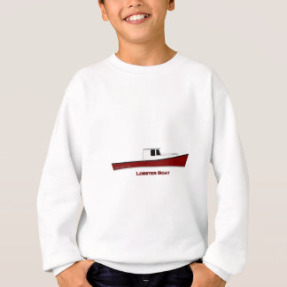 Maine hummerfartyg t-shirt