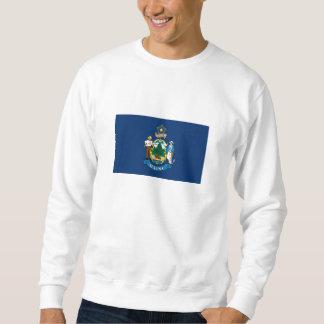 Maine skjorta sweatshirt