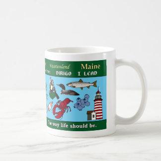 Maine statlig jubileums- mugg