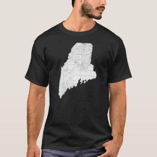 Maine. Tee Shirt
