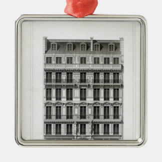 Maison en Loyer, inga 3 Rue de la Paix, Paris Julgransprydnad Metall