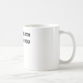 MAJ 4TH ÄR INTELLIGENS YOU.png Kaffemugg