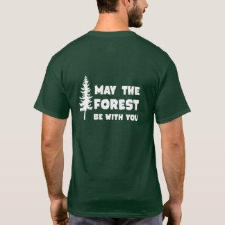 Maj skogen är med dig tröja