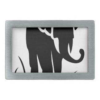Majestätisk elefant
