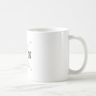 Majestätisk vapensköld för Unicorn X Kaffemugg