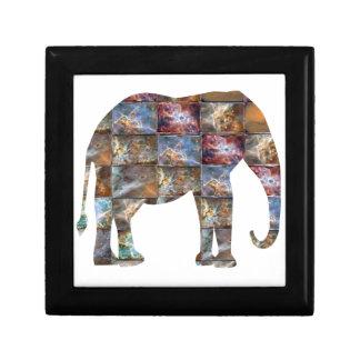 Majestätiskt vänligt djur: Elefantmarmor belägger Minnesask