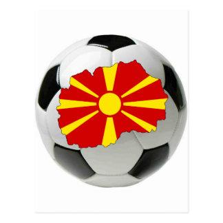 Makedonien medborgarekricka vykort