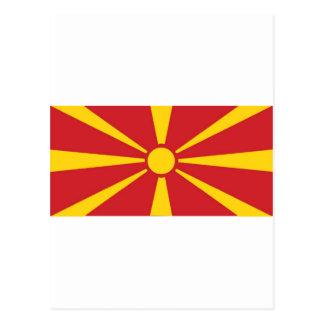 Makedonien Vykort