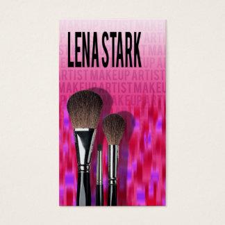 Makeup Pro I - Cosmetologist för Makeupkonstnär Visitkort