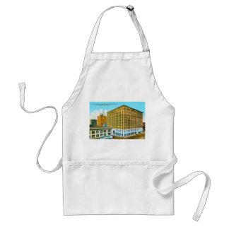 Mal byggnad, Montgomery och Bush gator, San F Förkläde