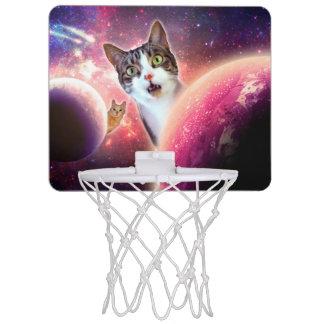 """Mål för basket """"för utrymmekatt"""" LOL roligt mini- Basketkorg"""