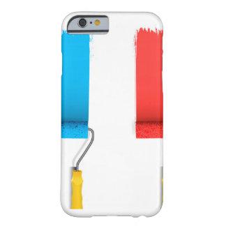 Måla frankriken barely there iPhone 6 skal
