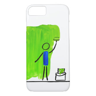 måla grönt