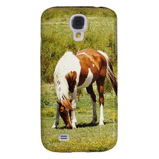 Måla hästen galaxy s4 fodral