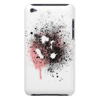 Måla Splatteripod fodral iPod Touch Skydd