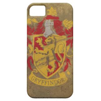 Målad Gryffindor vapensköld iPhone 5 Fodral