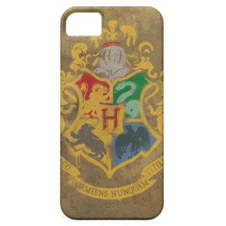 Målad Hogwarts vapensköld iPhone 5 Cases