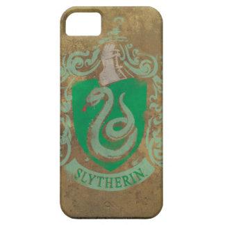 Målad Slytherin vapensköld iPhone 5 Skal
