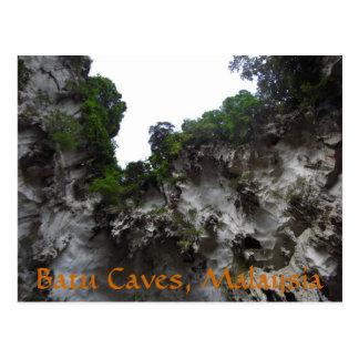 Malaysia för Batu Limestonegrottor vykort