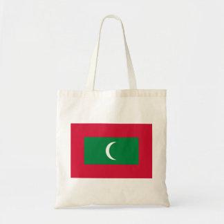 maldives tygkasse