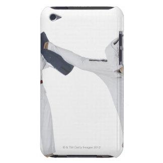 Male kampsportar för karateinstruktörundervisning iPod touch covers