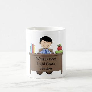 Male läraregillandemugg kaffemugg