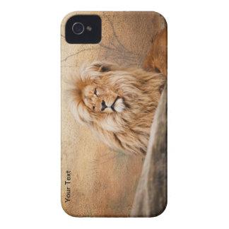 Male lejon blackberry fodral