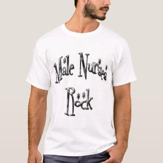 Male sjuksköterskasten tee shirts