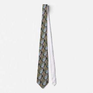 Male Tie för östlig blåsångare Slips