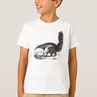 Mall för Eater för myra för vintage1800sAardvark Tshirts