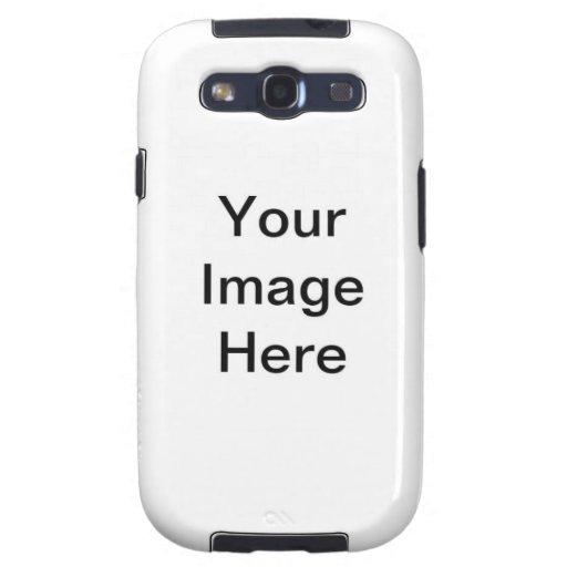 Mall för Samsung galax SIII QPC Samsung Galaxy S3 Hud