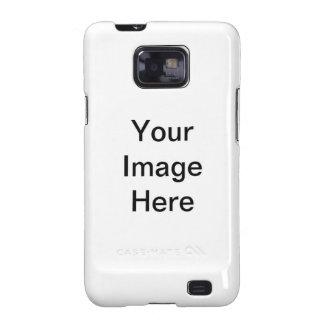 Mall för Samsung galaxSII QPC Galaxy S2 Skydd