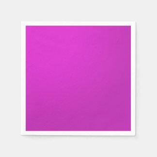 Mallen för akrylfärgstruktur TILLFOGAR TEXT Servett