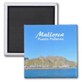 Mallorca Puerto Pollensa - magnet