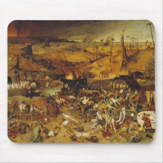 Målning för 1562 epidemi musmatta