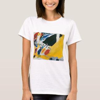 Målning för konsert för Kandinsky intryck III T-shirt