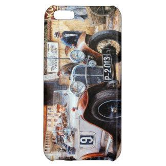Målning för tävlings- bil för rishög iPhone 5C fodral