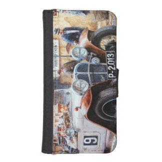 Målning för tävlings- bil för rishög mobil plånböcker