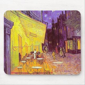 Målning för Van Gogh CafeImpressionist Musmatta