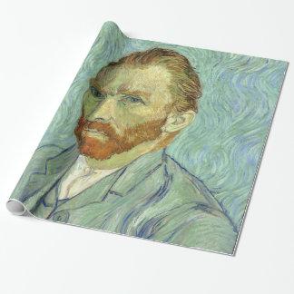 Målning för Vincent Van Gogh självporträttkonst Presentpapper