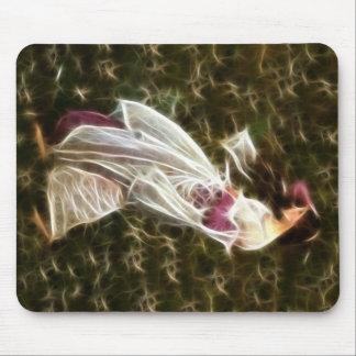 Målning för WindflowersWaterhouseFractal Musmatta
