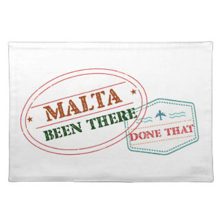 Malta där gjort det bordstablett