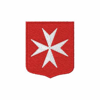 Malta kor broderade polo tröjor