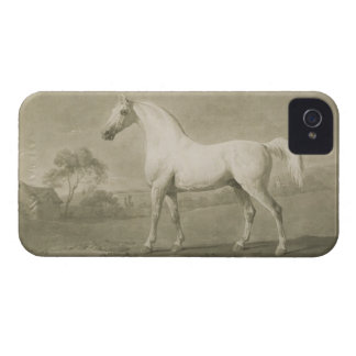 Mambrino efter George Stubbs, 1788 (mezzotinten) iPhone 4 Case-Mate Skydd