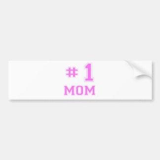 Mamma #1 (numrera en mamma), bildekal