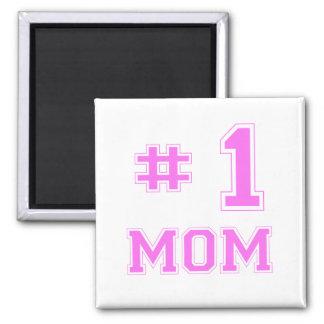 Mamma #1 (numrera en mamma), magnet