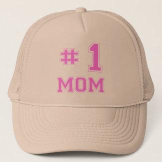 Mamma #1 (numrera en mamma), truckerkeps