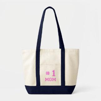Mamma #1 (numrera en mamma), tygkasse